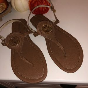 Brand new Micheal Kors sandals